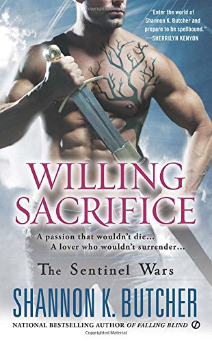 Image of Willing Sacrifice: The Sentinel Wars