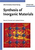 Synthesis of inorganic materials /