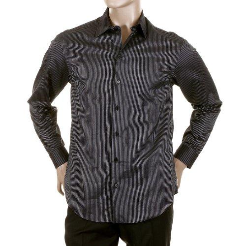 giorgio-armani-chemise-casual-manches-longues-homme-noir-petit