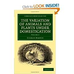 The Variation of Animals and Plants under Domestication price comparison at Flipkart, Amazon, Crossword, Uread, Bookadda, Landmark, Homeshop18