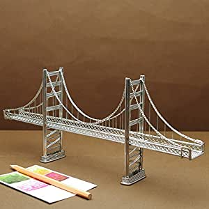 Design ideas doodles destinations golden for Golden gate bridge jewelry