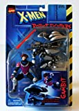 X-Men: Robot Fighters - Gambit action figure (Marvel)