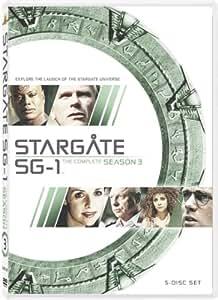 Stargate SG-1: Season 3 [Import]