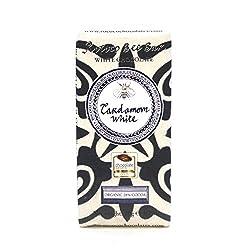 Cardamom Organic White Chocolate Bee Bar