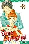 Tora et Ookami, tome 6 par Kamio