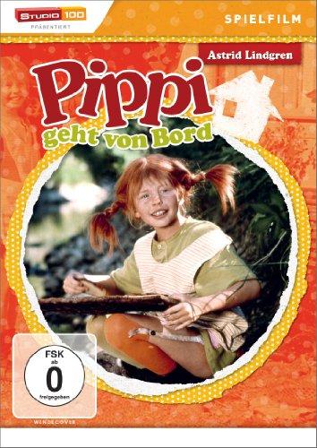 Astrid Lindgren: Pippi Langstrumpf geht von Bord - Spielfilm