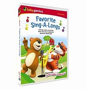 Baby Genius: Favorite Sing-A-Longs