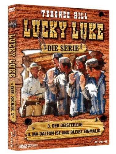 Lucky Luke - Die Serie: Episode 3+4