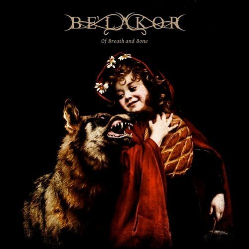 Of Breath And Bone by Be'Lakor (2012) Audio CD
