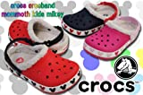 [crocs]サンダル 11736 クロックバンド マンモス キッズ ミッキー J2(20cm) 485(navy*red)