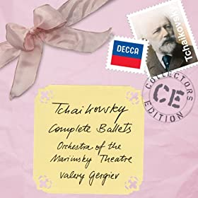 Tchaikovsky: The Nutcracker, Op.71 - Act 2 - No. 14b Pas de deux: Variation I (Tarantella)