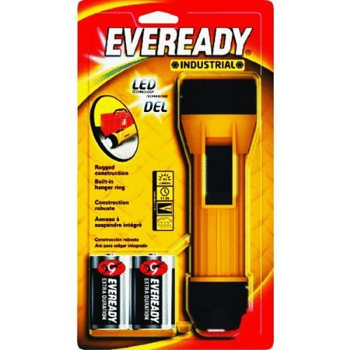 Energizer Battery Flashlight 2D Led Ind Eveready Evinl25S