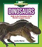 img - for Dinosaurs: Walk in the Footsteps of the World's Largest Lizards (The Fact Atlas Series) book / textbook / text book