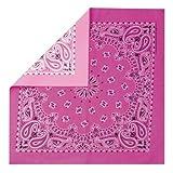 Produktbild von MasterDis Bandana Reversible Pink Rosa
