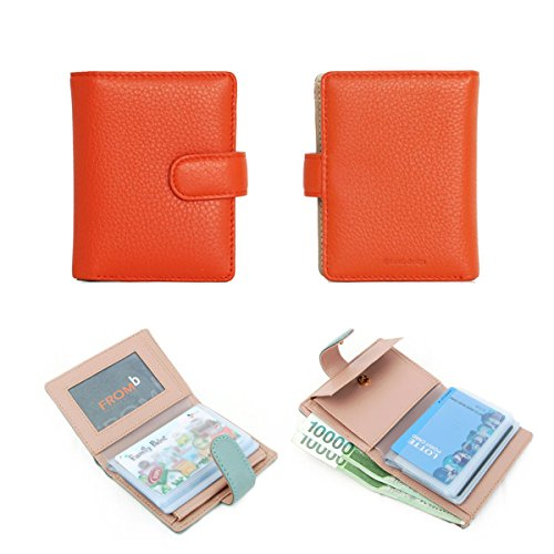 Slim mens and womens modern design wallets by