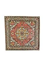 Eden Carpets Alfombra Ardebil Rojo/Multicolor 255 x 246 cm