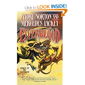 Elvenblood (Halfblood Chronicles) by Andre Norton and Mercedes Lackey
