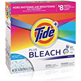 Tide Ultra Original Scent with Bleach  Powder Laundry Detergent, 53 Loads, 95 oz