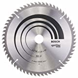 Bosch 2608640444 254 x 2.8 x 30 mm Opti Wood Mitre Circular Saw