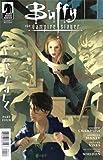 Buffy The Vampire Slayer Season 9 Freefall #4 Steve Morris Cover