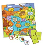 Learning Resources Reading Roundup Game