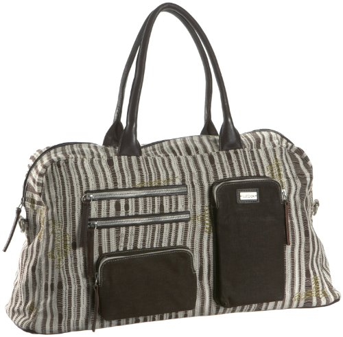 Saltbox Darn-Knit Weekend Travel Bag