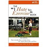 I Hate to Exercise Book for People with Diabetes Health Book Trade Show Giveaway