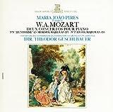 モーツァルト:ピアノ協奏曲第9番《ジュノム》&第17番