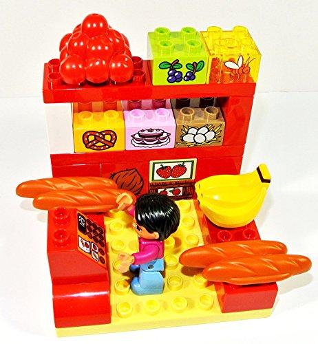 Lego Duplo Custom Set: Meine Stadt II - Supermarkt