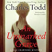 An Unmarked Grave: A Bess Crawford Mystery, Book 4 | Charles Todd