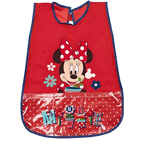 Minnie - Delantal manualidades (Perletti 99253)