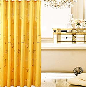 80 Inch Door Panel Curtains 84-Inch Shower Curtains