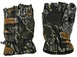 2 Pcs Wholesale Unisex Winter Gloves Fingerless with Thumb Flaps