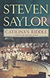 img - for Catilina's Riddle: A Novel of Ancient Rome (Novels of Ancient Rome) book / textbook / text book