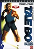 Tae Bo Capture the Power 2 DVD Set Foundation & Energy and Strength - Region 0 Worldwide