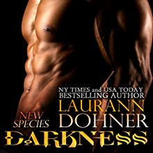Darkness (       UNABRIDGED) by Laurann Dohner Narrated by Vanessa Chambers