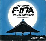 img - for Nighthawk F-117a Stealth Fighter 2.0 (Instruction Manual) book / textbook / text book