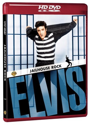 Cover art for  Jailhouse Rock [HD DVD]