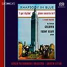 Gershwin: I Got Rhythm (Piano Concerto In F/ Rhapsody In Blue/ Second Rhapsody) (Freddy Kempf/ Bergen Philharmonic Orchestra/ Andrew Litton) (BIS: BISSACD1940)