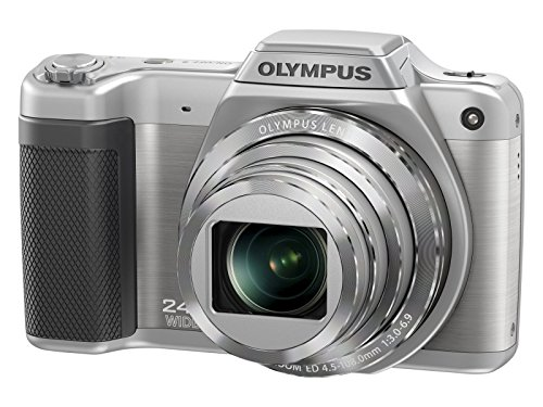 Olympus SZ15 16MP 24X SILVER