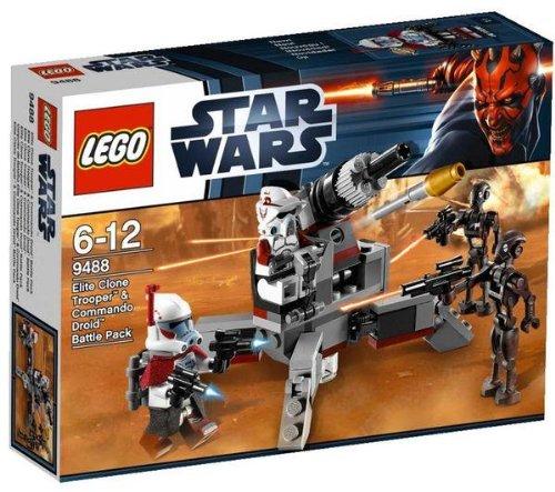 Stars Wars – Elite Clone Trooper & Commando Droid – 9488 kaufen