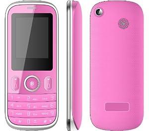Mobile Phone Mustang M33 pink