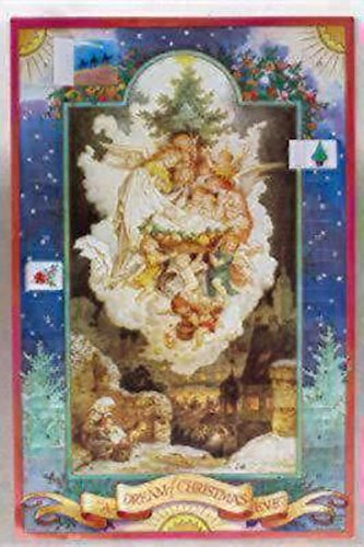 A Dream of Christmas Eve Advent Calendar: 9.25 x 15.75