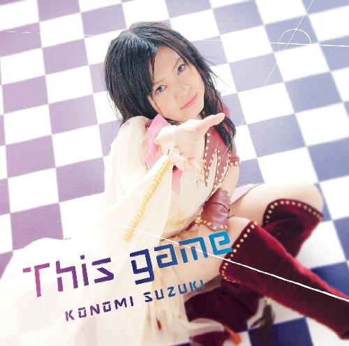 TVアニメ「 ノーゲーム・ノーライフ 」 オープニングテーマ「 This game 」 【通常盤】