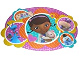 Disney Doc Mcstuffins Meal Time Magic Set Placemat, Flatware, Plate and Bowl