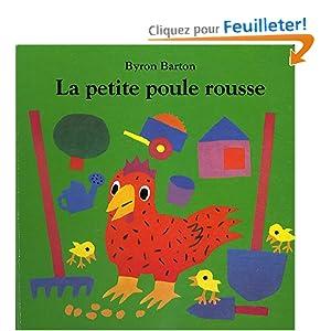 La petite poule rousse [Cartonné]