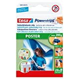 Tesa Powerstrip Poster 58303 Pack of 20by Tesa