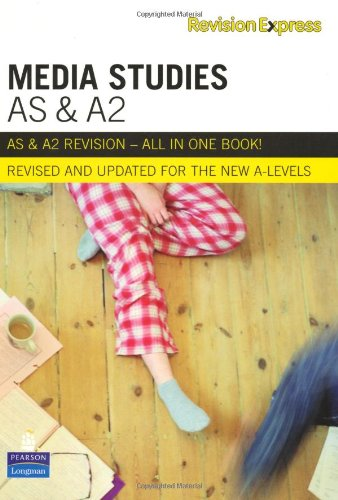 Revision Express AS and A2 Media Studies (Direct to Learner Secondary)