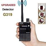 Anti-Spy Detector, RF Signal Spy Bug Camera Wireless Detector, RFWIN GPS Tracker Anti-Spy Amplification Device Finder for Hidden Camera Candid Camera (Newest Version)