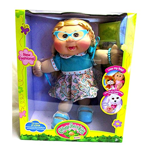 AA Vintage Cabbage Patch Kids Doll (Light Tone, Blonde Hair) (Cabbage Patch Vintage compare prices)